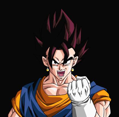 Vegito By Aznfanaticwarrior On Deviantart Anime Dragon Ball Dragon Ball Art