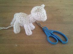Ravelry: Crochet Pony Pattern inspired by My Little Pony: Friendship is Magic pattern by Terri Oda #crochetpony Ravelry: Crochet Pony Pattern inspired by My Little Pony: Friendship is Magic pattern by Terri Oda #crochetpony
