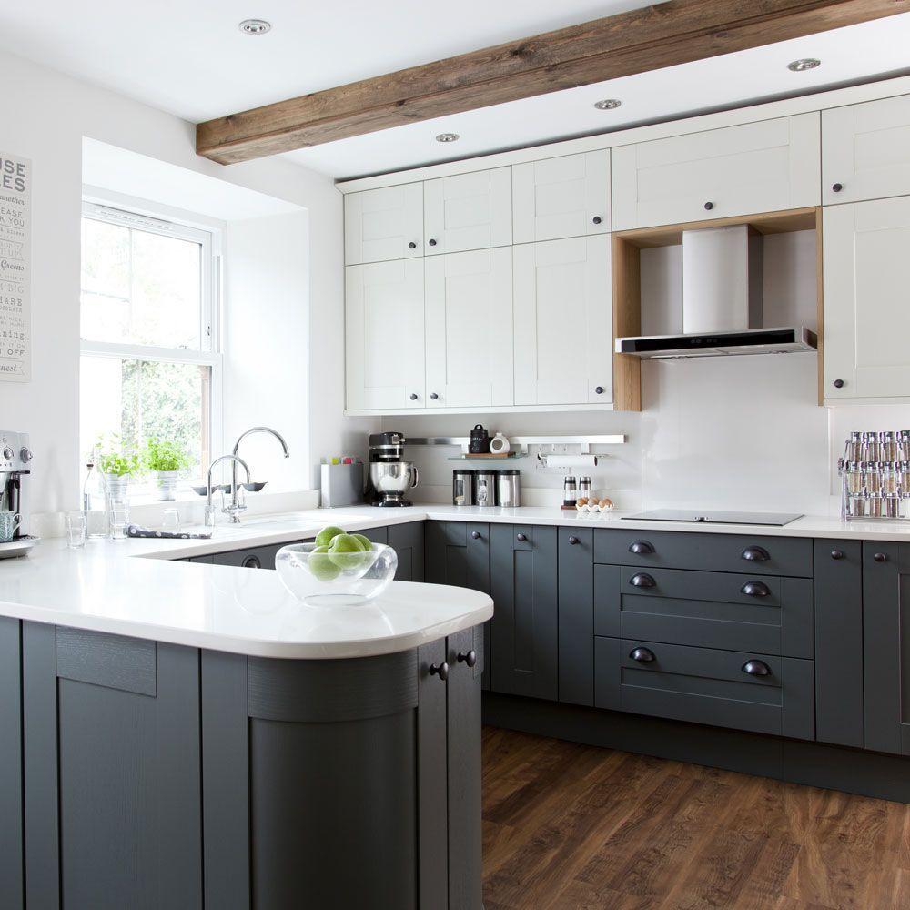 15 best simple kitchen design ideas small kitchen layouts kitchen layout u shaped small u on t kitchen layout id=29549