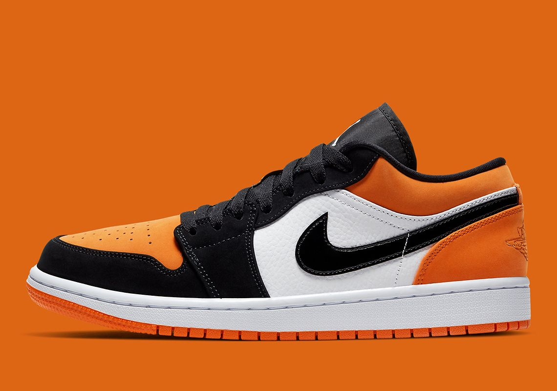 Official Images Of The Air Jordan 1 Low Shattered Backboard With