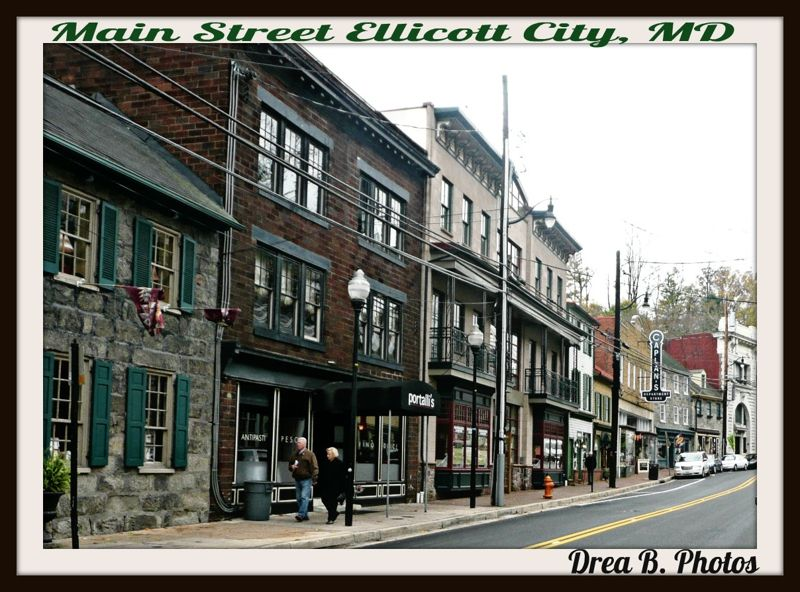 Main Street Ellicott City, MD is Open for Business! | Main street ...