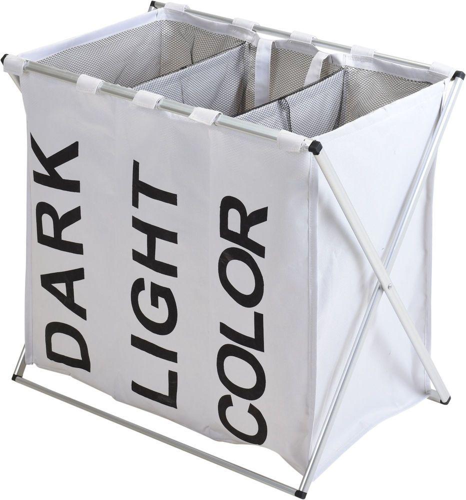 Pop Up Wäschekorb Faltbar Wäschesortierer Wäschesammler Wäsche Korb Aufbewahrung