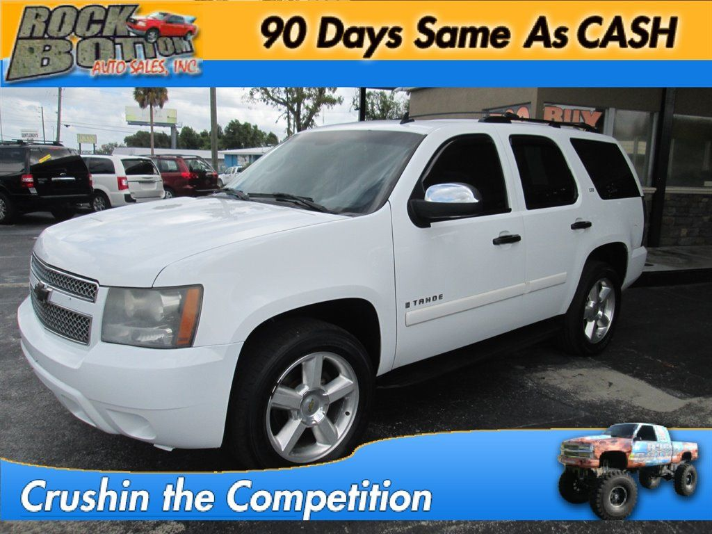 2007 Chevrolet Tahoe Rock Bottom Auto Sales Inc 11643 State