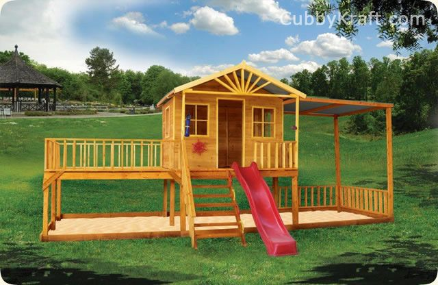 Willow creek cubby house kid spaces ideas pinterest for Willow creek mansion