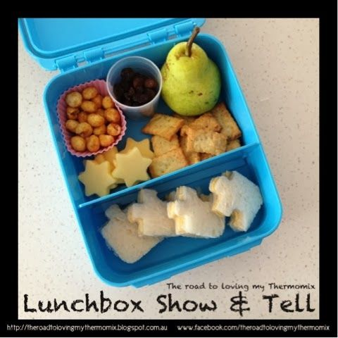 Lunchbox Show and Tell 4.3.2014