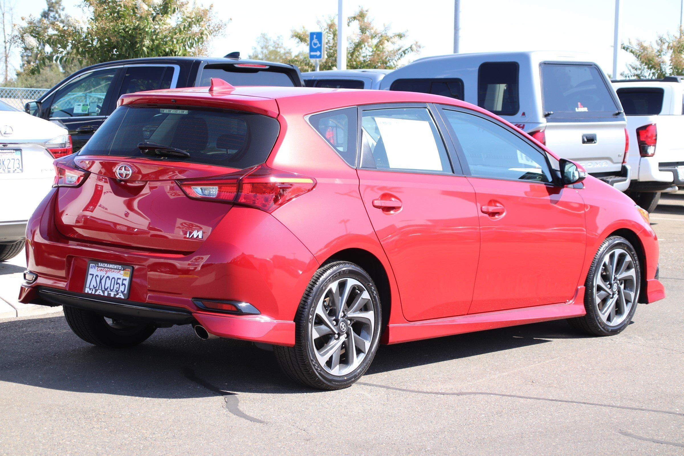 2020 Scion IM Concept and Review
