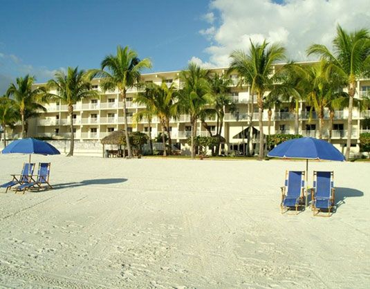 Best Western Plus Beach Resort Hotel Ft Myers Fl View