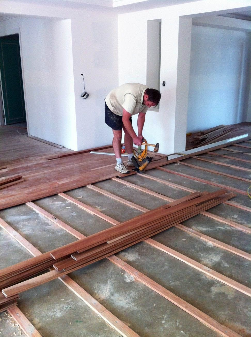 Fantastic Laminate Wood Flooring Bathroom One And Only Homesable Com Solid Wood Flooring Types Of Wood Flooring Laminate Flooring