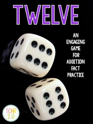 Freebie Dice Game Addition Fact Practice From Tchr2 0 On Teachersnotebook Com 1 Page Utiles