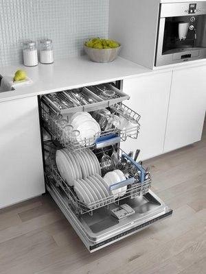 Bosch 800 Series Dishwasher She68e05uc Bought From Mas Www Masdistribution Rooms Kitchen Pinterest Dishwashers Kitchens And Silverware