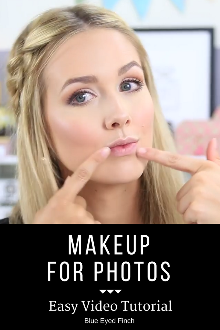 Tutorial for makeup for photos by blue eyed finch easy tutorial tutorial for makeup for photos by blue eyed finch easy tutorial baditri Choice Image