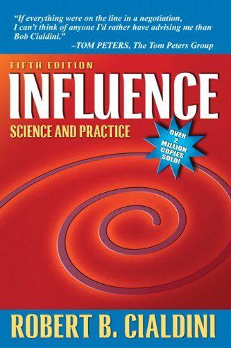 Influence robert cialdini epub