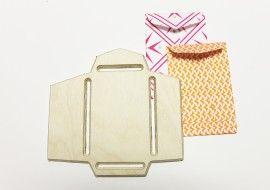 make your own!  #DIY #envelope
