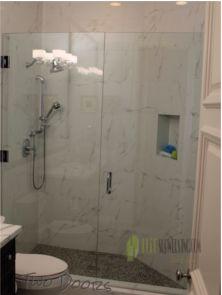Shower Doors Glass Fabrication West Palm Beach County Florida