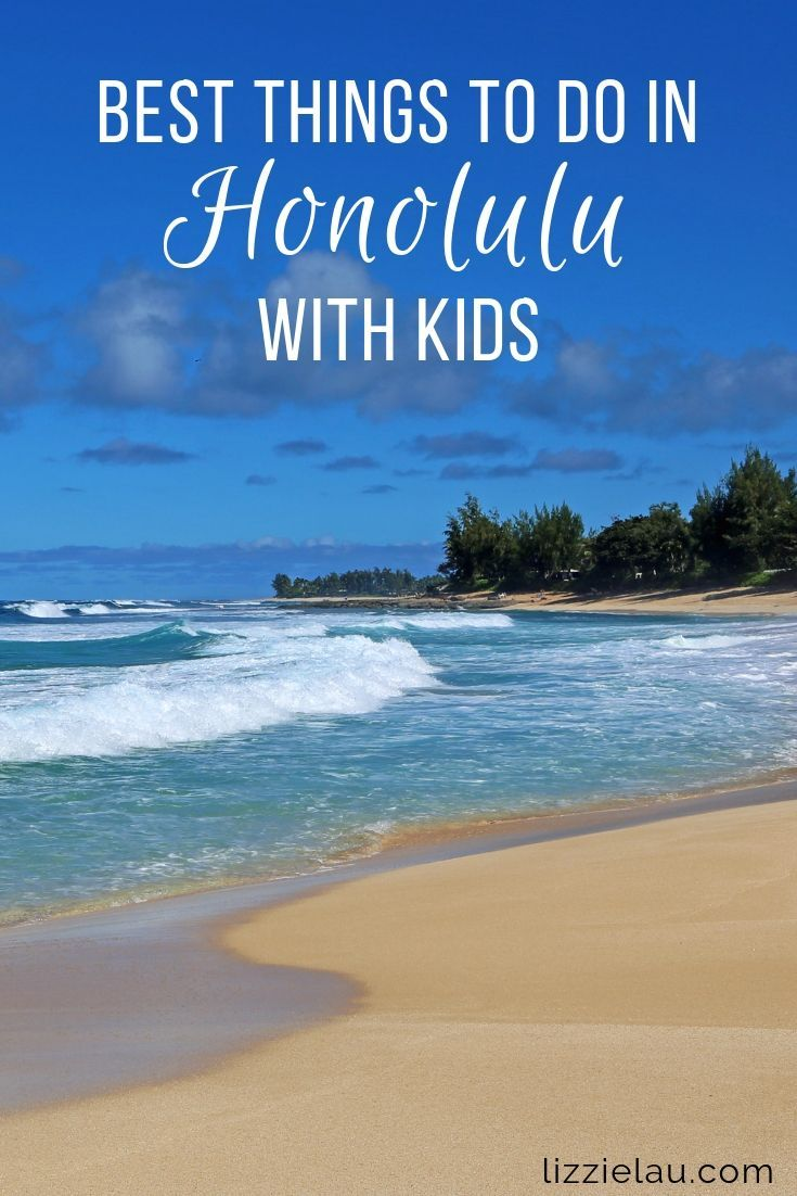 Things to do in Honolulu with kids. #familytravel #travel #visitoahu #honolulu #lethawaiihappen #USA