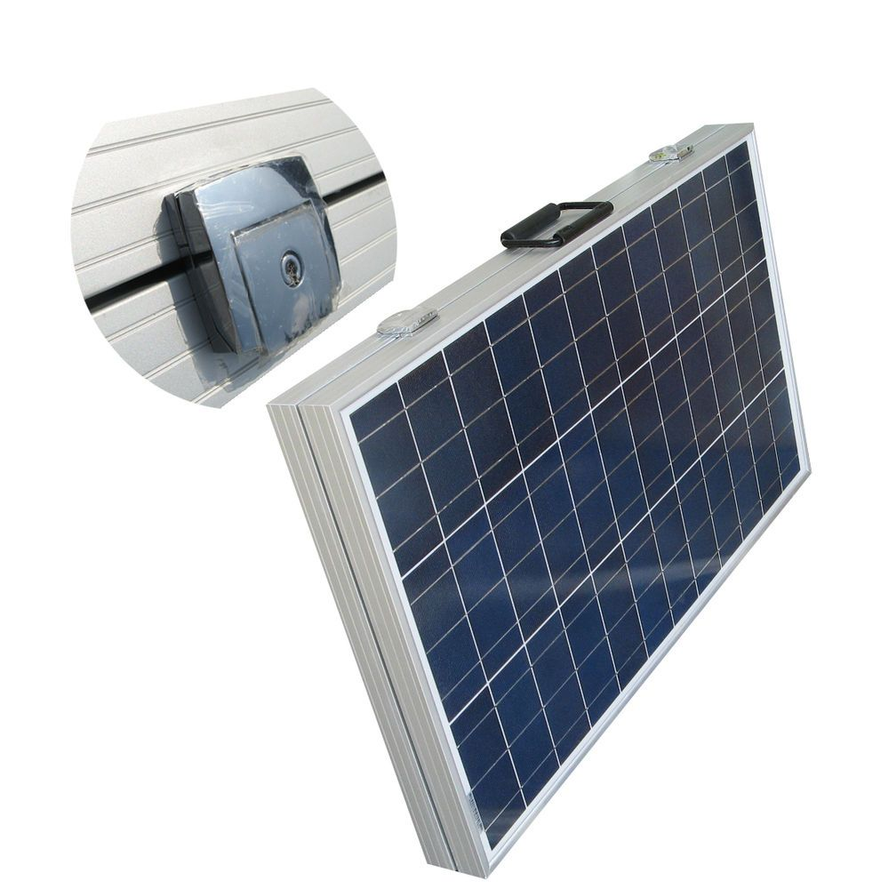 120w Portable Folding Solar Panel For Rv12v Rv Boat Caravan Plug And Play System Solar Panel Kits Solar Panels Solar