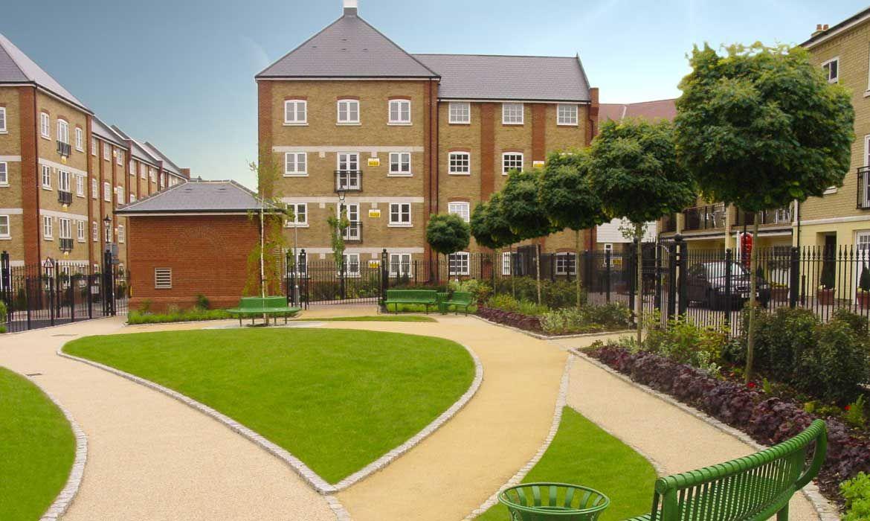 communal garden space - Google Search