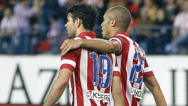 Diego Costa e Miranda: os dois poderiam estar na seleção brasileira