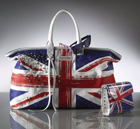 Show Some Love For The Union Jack With Jimmy Choo