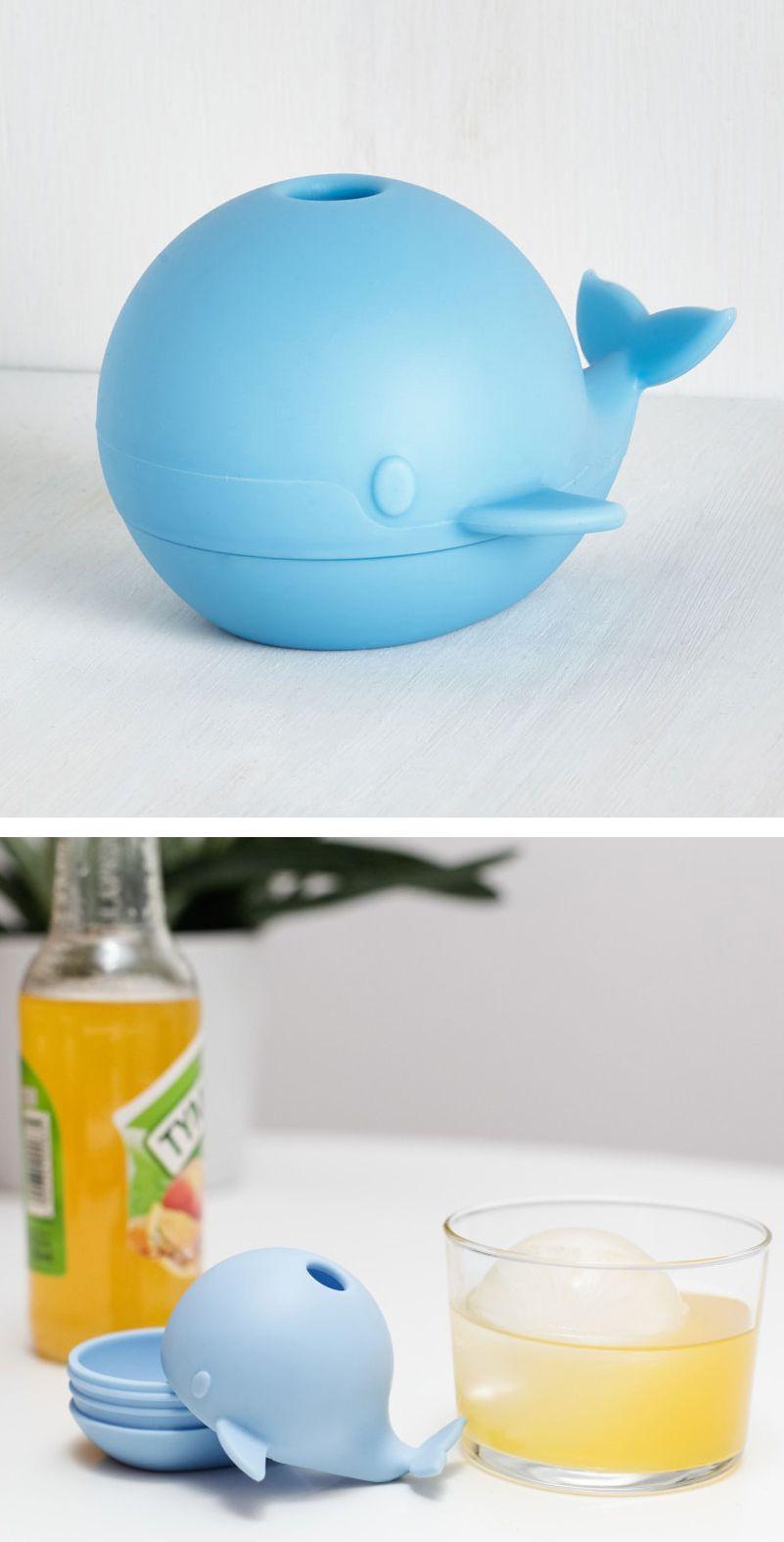 Whale ice mold | Unique products | Pinterest | Kitchens, Kitchen ...