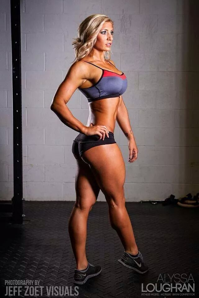 Female Form #StrongIsBeautiful #Motivation #WomenLift2 Alyssa ...