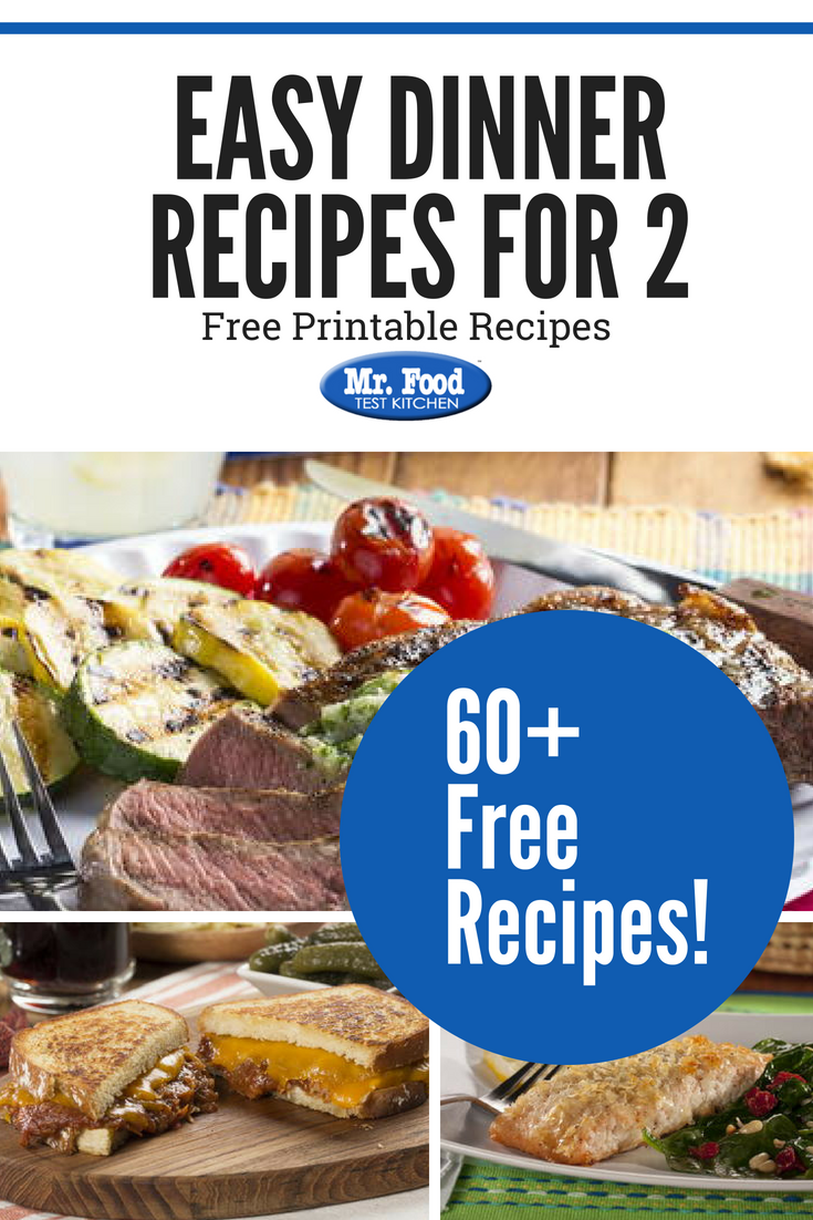 Pin On Recipes For Two
