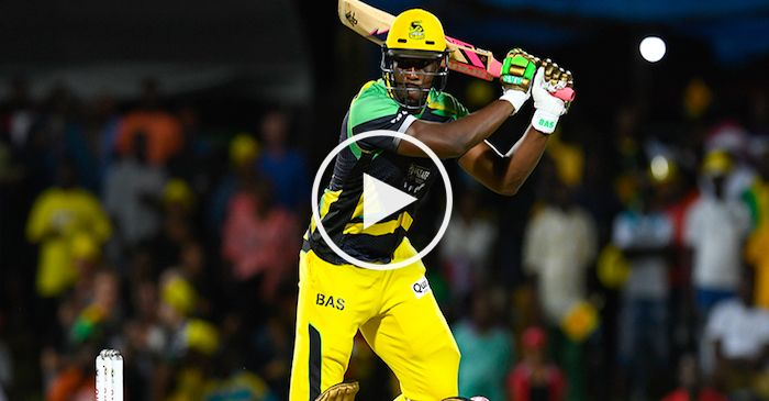 #CPL #CPL16 #CPLT20 #TKRvJAM #JAMvTKR #cricket WATCH : Andre Russell scoring the fastest century of CPL T20  https://t.co/DRFitsiZfo