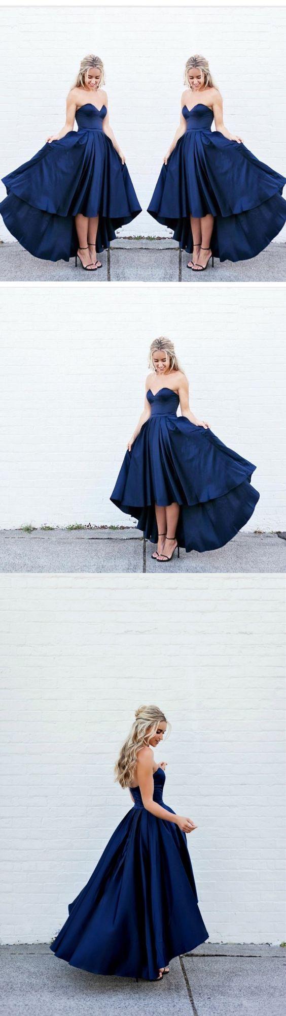 homecoming dress asymmetrical sleeveless short prom dress party