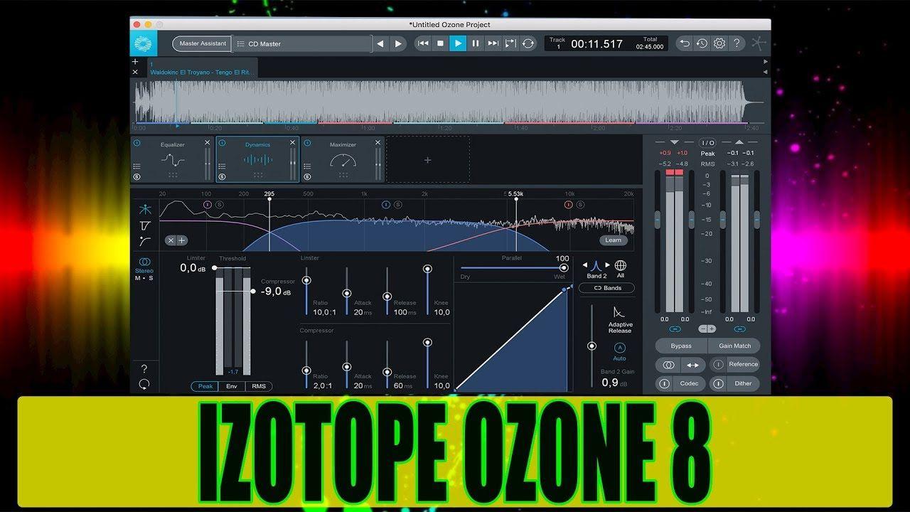 Comprimir Video Sin Perder Calidad Izotope Ozone 8 Tutorial Secretos De Masterizacion Trucos Tips