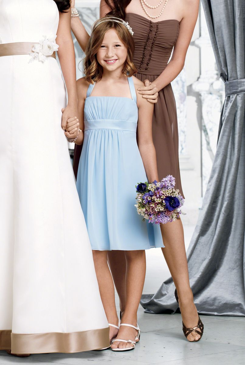 Alfred angelo mini maid dresses style 7016smm wedding fashion alfred angelo mini maid dresses style 7016smm junior bridesmaid ombrellifo Gallery
