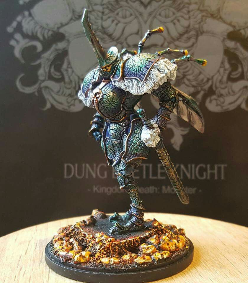 Kingdom Death Monster : DBK | Miniatures And Mini gaming | Pinterest ...