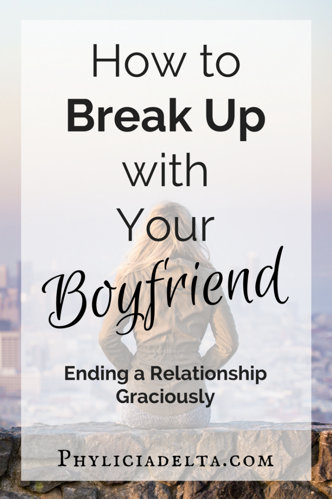 Christian dating advice when to break up