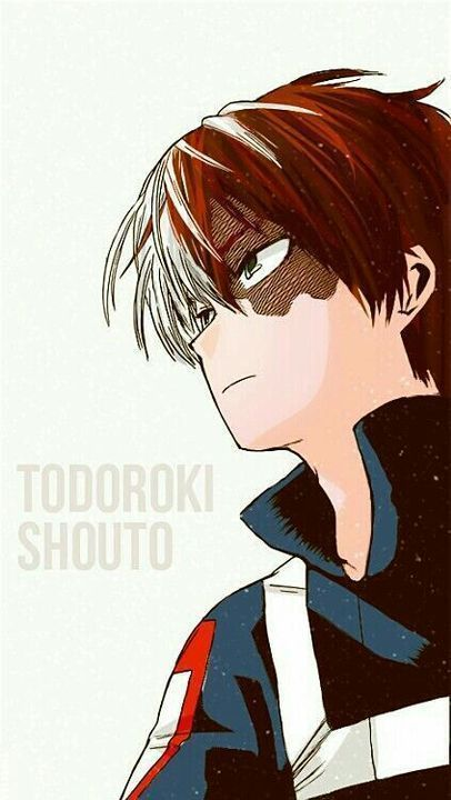 Shouto Todoroki Fotoğrafları
