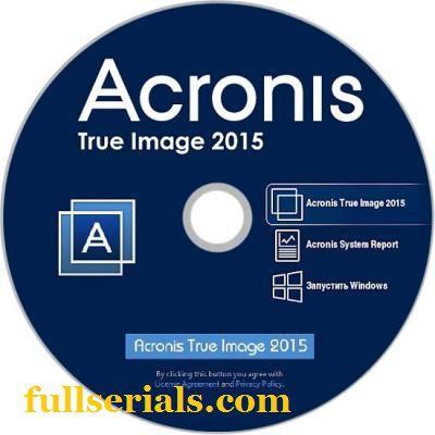 Acronis True Image   Crack + Serial Number Free Download
