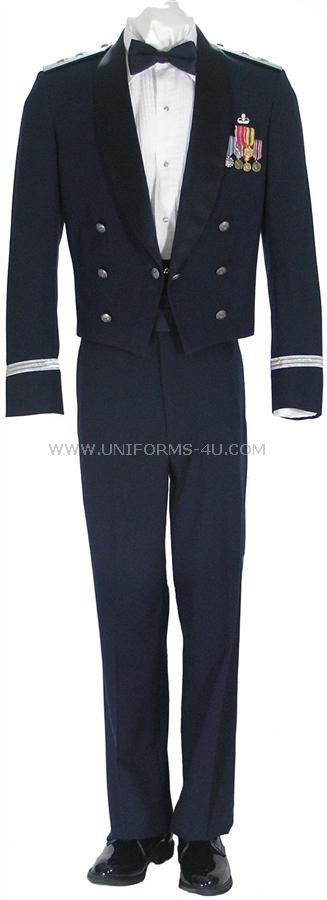 USAF Officer's Mess Dress Uniform | Ours❤️ in 2019 | Air