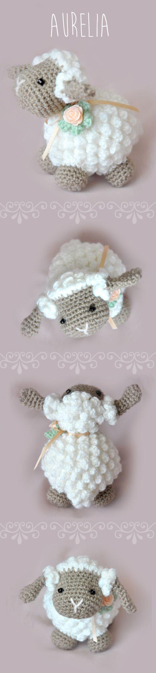 Chica outlet - ovejita Aurelia | muñecas, osos, muñecos de peluche ...