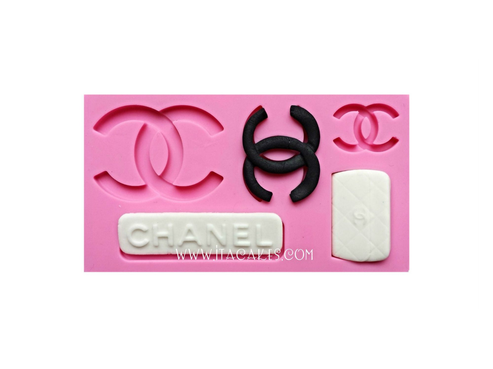 Bakell ® Make-up parfum Chaussure Décoration moule en silicone-Custom molds