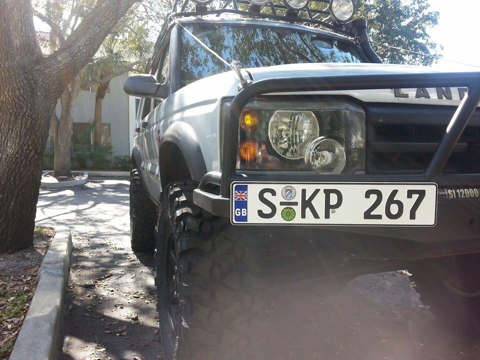 Land a Rover