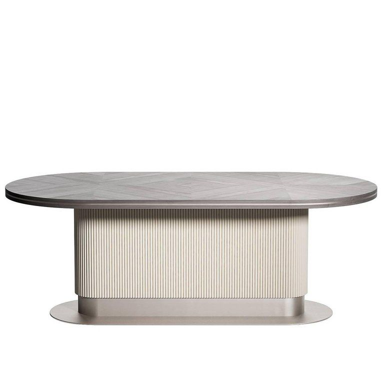 Cocoon Oval Dining Table Outdoor Dining Furniture Modern Dining