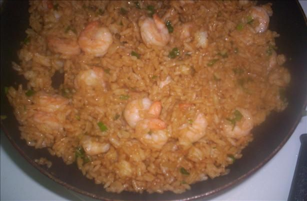 Easy Shrimp Fried Rice Recipe Simple Meals Pinterest Shrimp