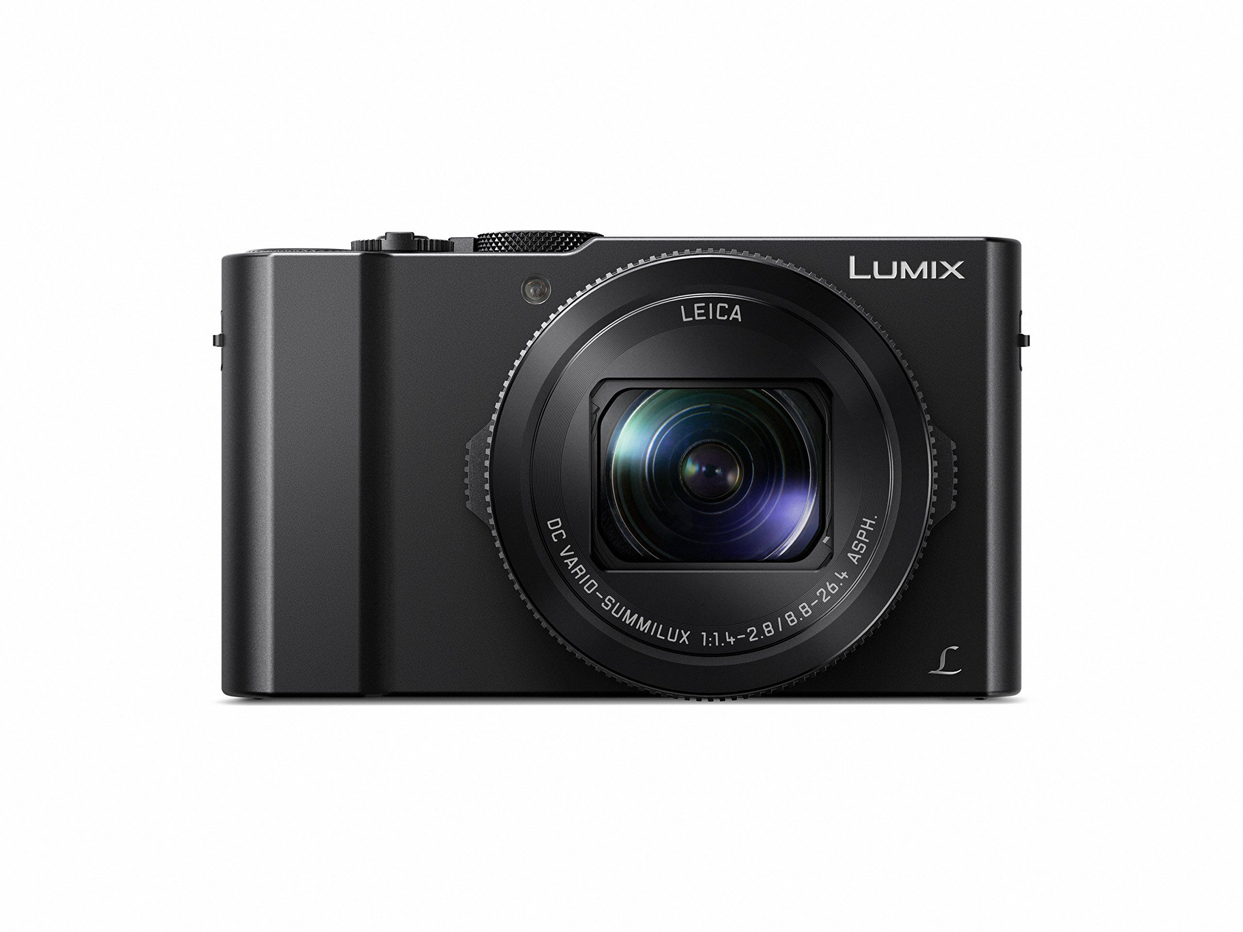 Panasonic Lumix Dmc Lx10k Camera 20 1 Megapixel 1 Quot Sensor 3x 24 72mm F 1 4 2 8 Leica Dc Lens Black Compact Digital Camera Sony Cybershot Compact Camera