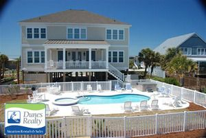 Garden City Beach Rental Beach Home Frankie S Fancy Myrtle