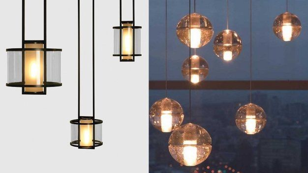 Metal Glass Modern Outdoor Pendant Lighting Plastic Round Shaped Tube Orange Brow Exterior Pendant Lights Outdoor Pendant Light Fixtures Hanging Light Fixtures