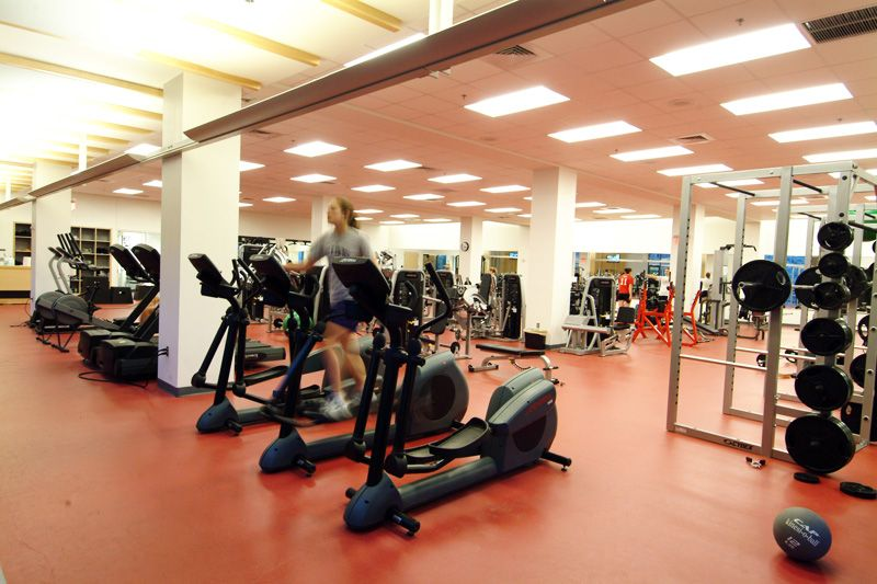 Hc Fitness Center Fitness Club Haverford College Fitness Body