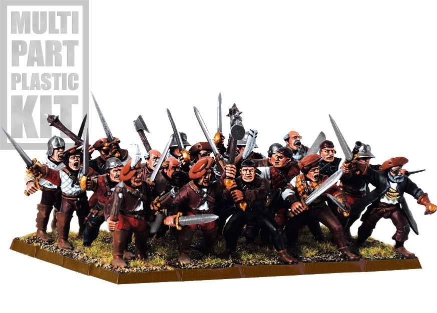 Empire Free Company | Miniatures & Models | Warhammer