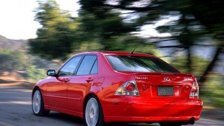 Red Lexus Is300 Rear Road Cars Hd Wallpaper 128 Car Hd Lexus Lexus Is300