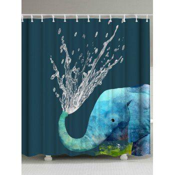 Shower Amp Bathroom Curtains Cheap Printed Shower Curtains
