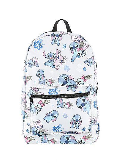 3eddfdd37e9 Disney Lilo   Stitch Stitch Scrump   Angel BackpackDisney Lilo   Stitch  Stitch Scrump   Angel Backpack