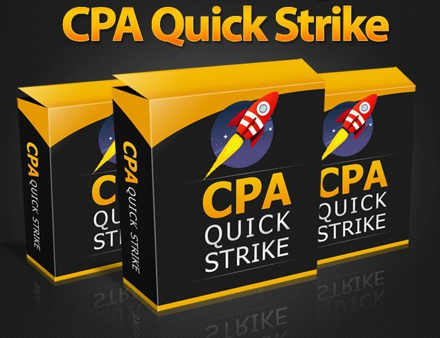 CPA Quick Strike  – Great traffic source Method To Generate Laser Targeted Traffic For $0.002 per Visitor and Generate $200+ Per Day