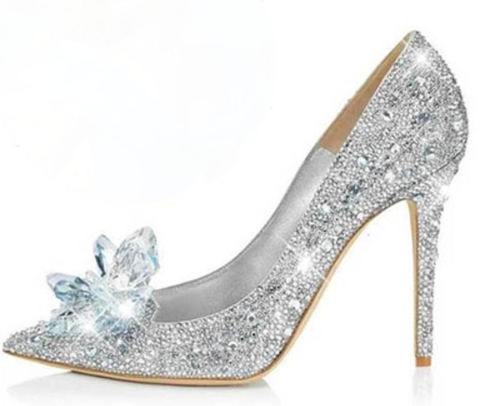 4181839c5ed84e ... shoes from us. CINDERELLA HEELS
